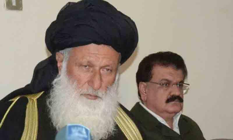 پی ڈی ایم کو ہم سے نہیں اپنے آپ سے نقصان پہنچے گا، مولانا محمد خان شیرانی