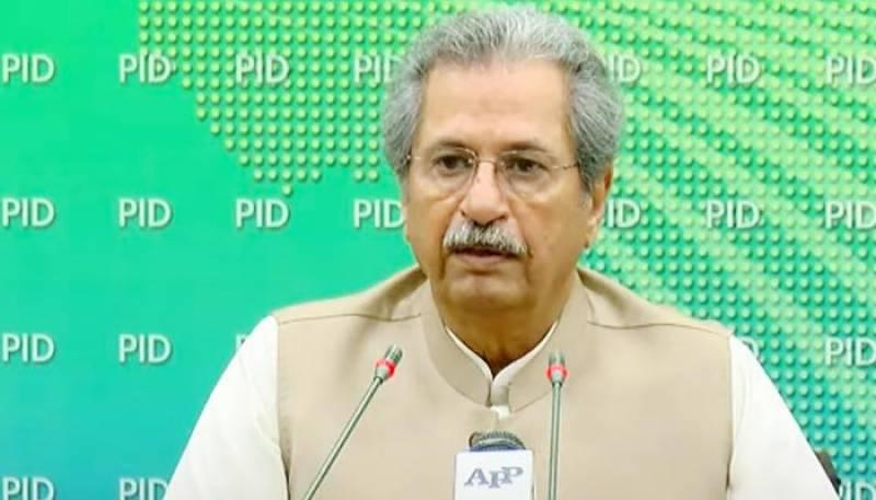 شفقت محمود نے آن لائن امتحان کا گرین سگنل دیدیا