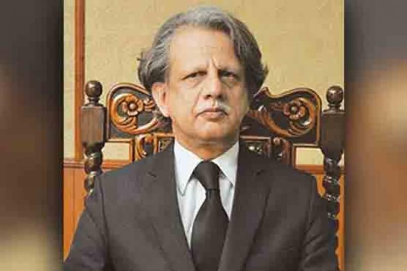 براڈ شیٹ تحقیقات، انکوائری کمیشن کے سربراہ جسٹس (ر) عظمت سعید مقرر