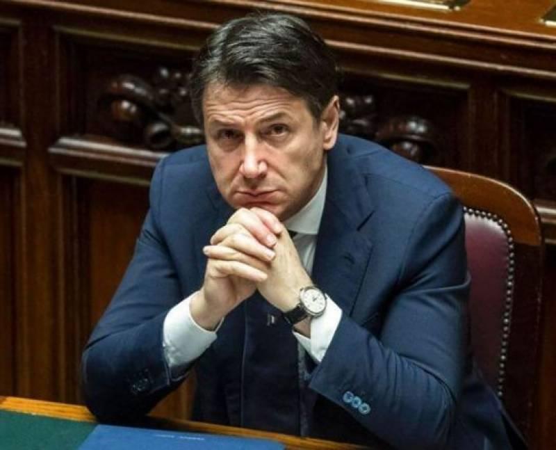 کورونا کی وباء پر قابو میں ناکامی ،اٹلی کے وزیراعظم مستعفیٰ