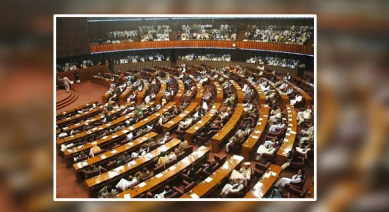 پی ٹی آئی کا سینٹ میں اوپن ووٹنگ کے لیے عملی اقدام