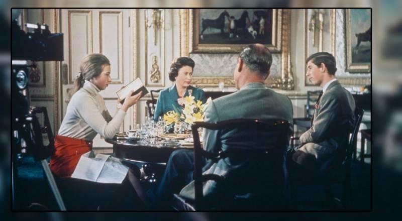برطانوی شاہی خاندان سے متعلق متنازع فلم یوٹیوپ پر لیک