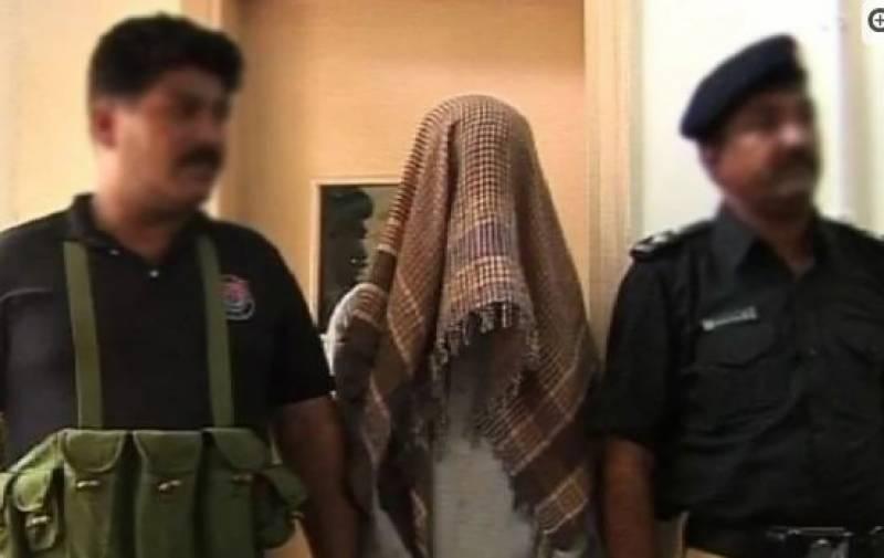 خیر پور سے انتہائی مطلوب دہشتگرد گرفتار