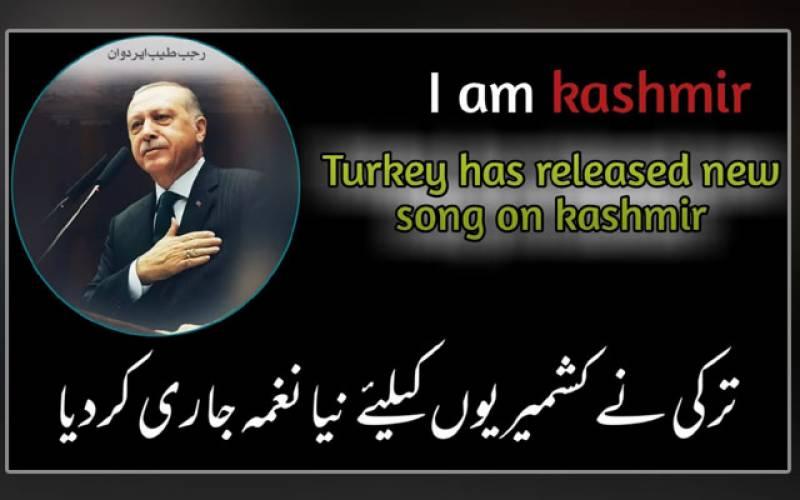 Turkish poet, special song, I am Kashmir, Kashmir Solidarity Day