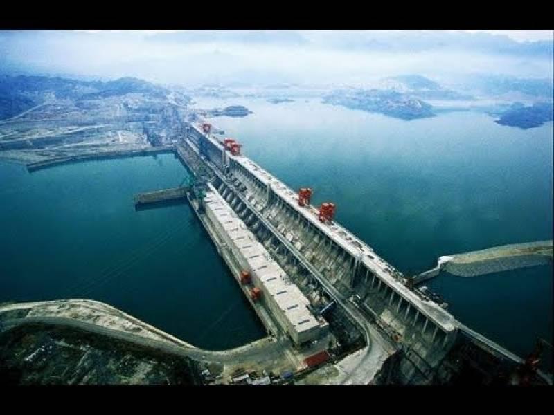 دنیا کا سب سے بڑا ڈیم بنانے کا فیصلہ