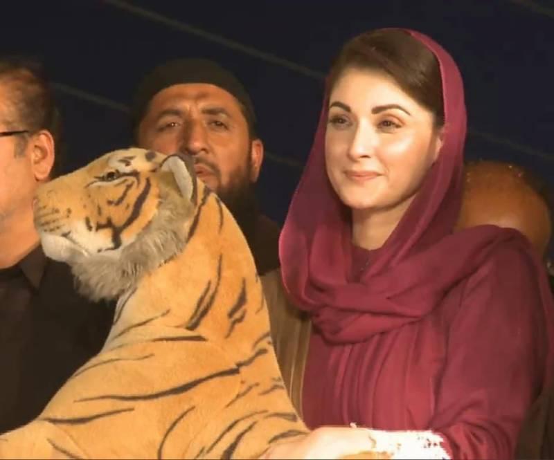 پاکستان کی تاریخ کا سب سے بڑا چور عمران خان ہے: مریم نواز