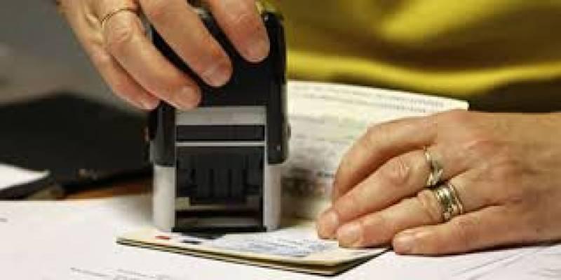 قلیل المدتی ویزا کیلئے غیرملکیوں کو سیکورٹی کلیئرنس سے استثنیٰ