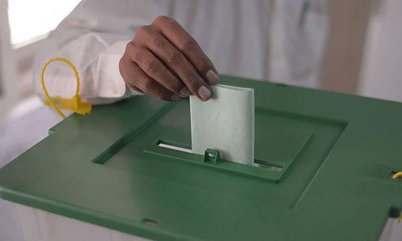 پنجاب اور خیبر پختونخواہ میں ضمنی الیکشن کیلئے پولنگ کا مقررہ وقت ختم