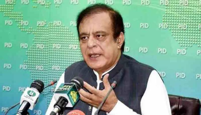 شبلی فراز نے اسلام آباد سے عبدالحفیظ شیخ کی کامیابی کا دعویٰ کر دیا