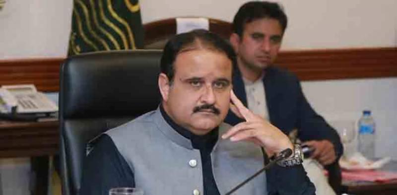 وزیراعلیٰ پنجاب نے ضمنی الیکشن میں فائرنگ کے واقعے کا نوٹس لے لیا