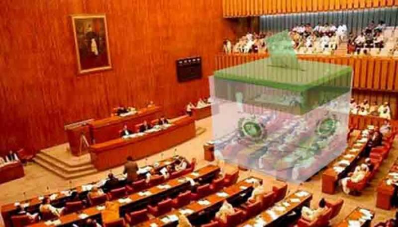 سینیٹ الیکشن، زیر حراست ارکان اسمبلی کے پروڈکشن آرڈرز جاری