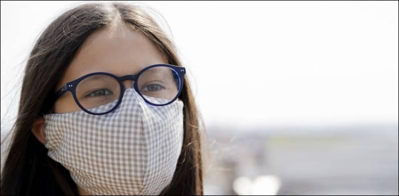 عینک لگانے والے کورونا سے محفوظ رہتے ہیں:تحقیق