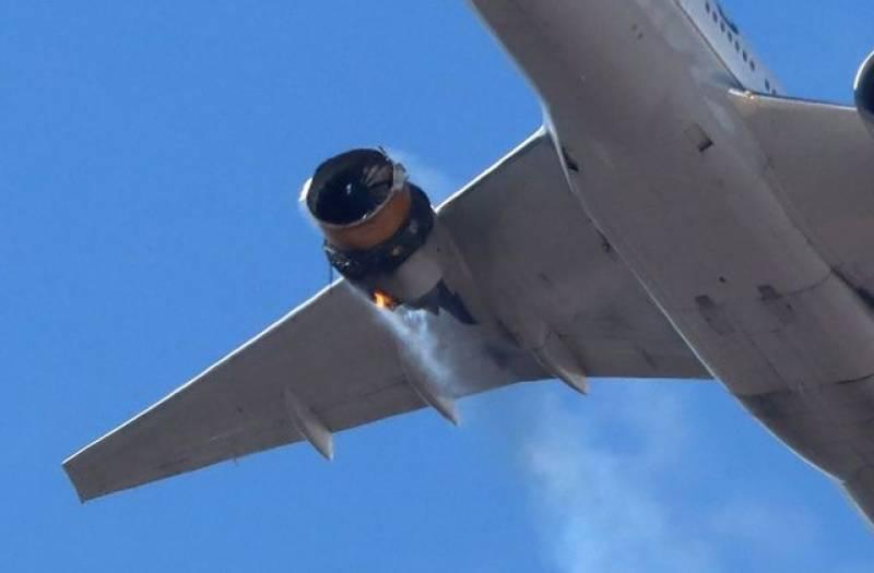 بوئنگ کمپنی کی اپنے تیار کردہ 777 جیٹ طیارے استعمال نہ کرنے کی تجویز