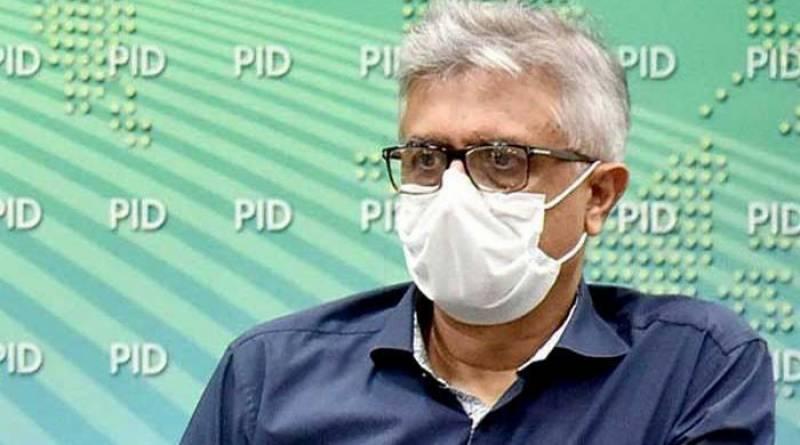 عوام ویکسین سے متعلق گمراہ کن خبروں پر کان نہ دھریں: ڈاکٹر فیصل