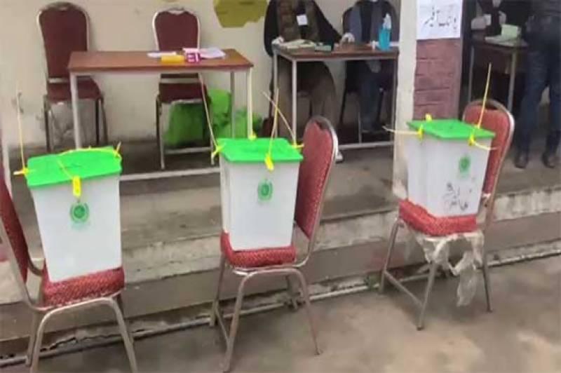 الیکشن کمیشن آف پاکستان این اے75 کے انتخابی نتائج جاری کرنے کے متعلق فیصلہ کرے گا