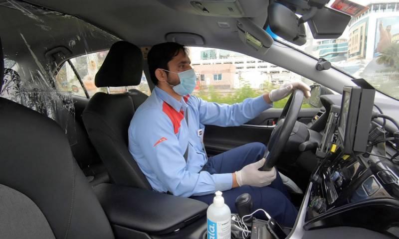 متحدہ عرب امارات میں پاکستانی ڈرائیورز سب سے بہترین قرار