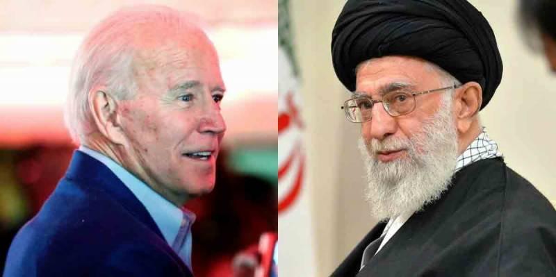 ایرانی سپریم لیڈر کی دھمکیوں میں آ کر اپنی پالیسی نہیں بدلیں گے، امریکا