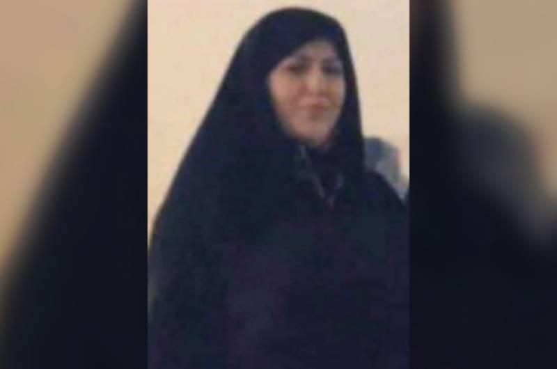 ایران میں خاتون کی لاش کو بھی پھانسی دیدی گئی