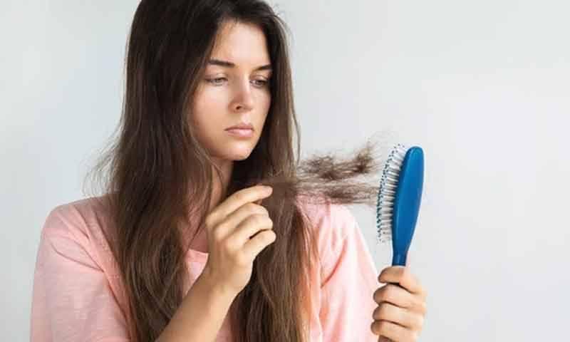 کورونا متاثرین کے بال جھڑنے لگے۔ تحقیق