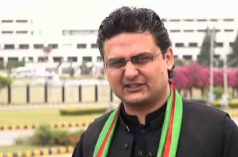 اپوزیشن نہیں چاہتی سینیٹ انتخابات 2021 اوپن بیلٹ کے تحت ہوں، فیصل جاوید خان