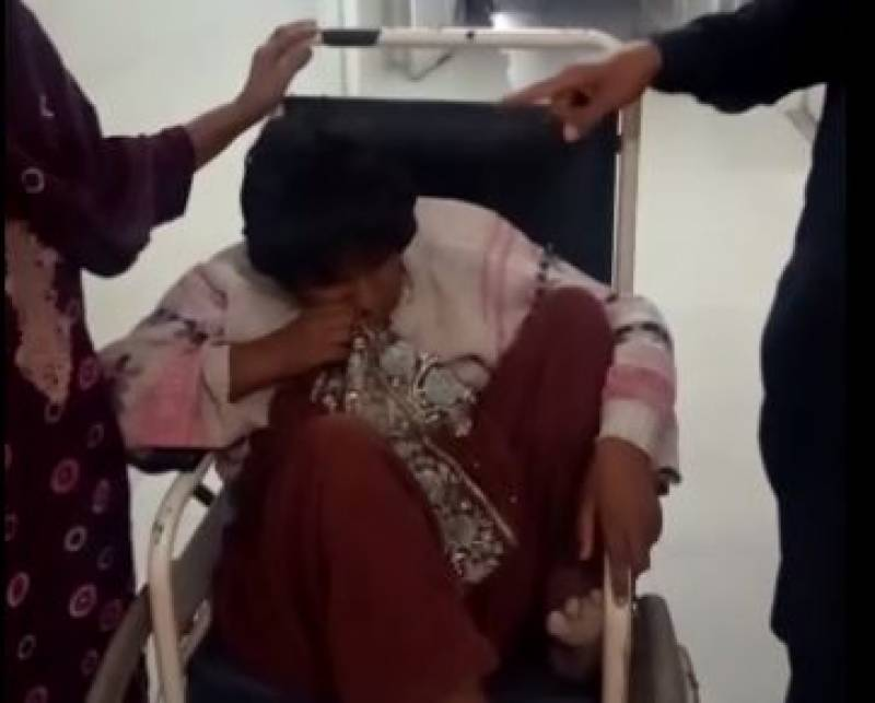 شیطان صفت درندے کی 17 سالہ ذہنی معذور لڑکی سے مبینہ زیادتی
