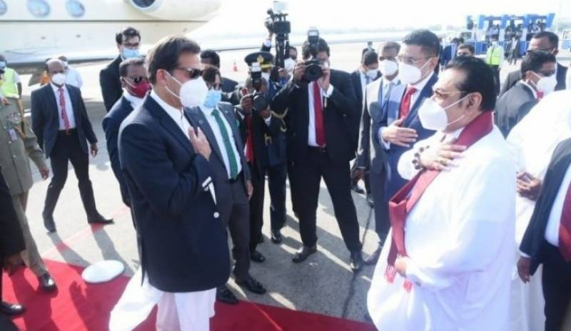 وزیراعظم کا سری لنکا میں کوویڈ سے مرنے والوں کی تدفین کی اجازت کا خیر مقدم