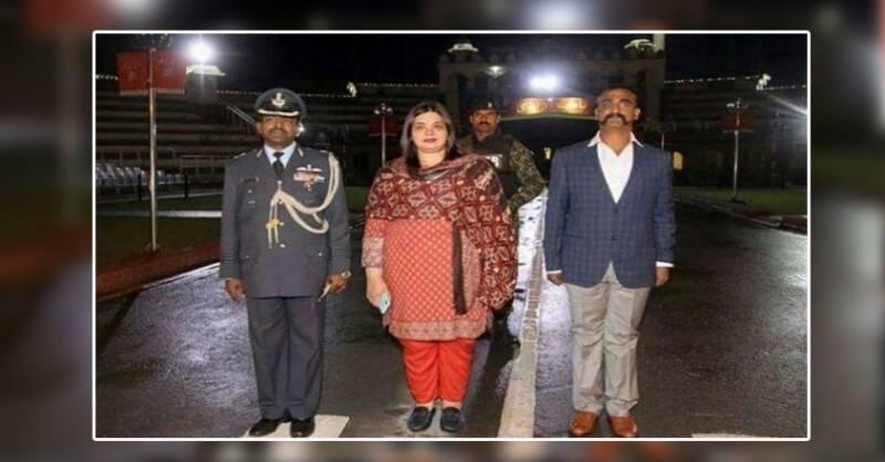 ابھی نندن نے 2 سال بعد پاکستانی فوج کے پل باندھ دیئے