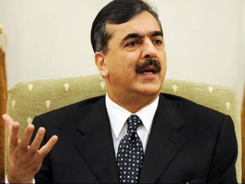 ضمیر کی آواز پر ووٹ دیں : یوسف رضا گیلانی نے وزیراعظم عمران خان سے ووٹ مانگ لیا