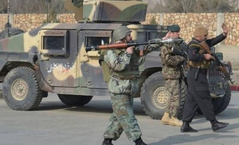 کابل میں سیکورٹی فورسز کے آپریشن میں 60 دہشتگردہلاک