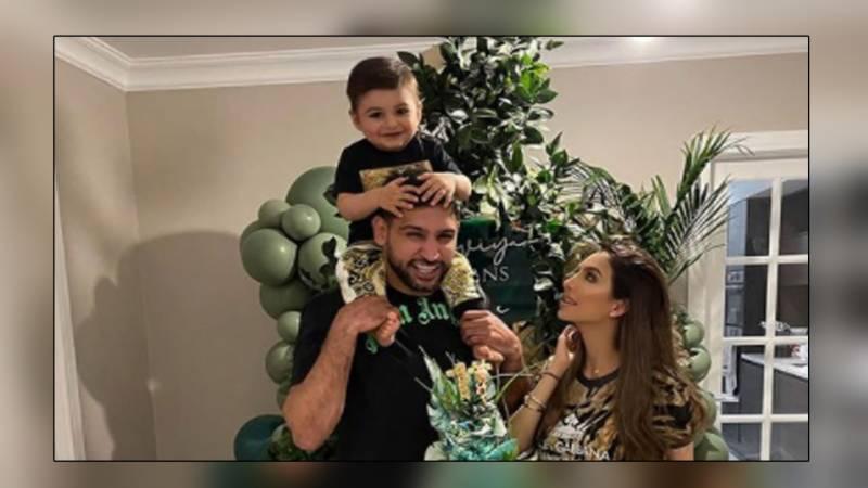 عامر خان کے بیٹے کی پہلی سالگرہ رولیکس گھڑی کا تحفہ