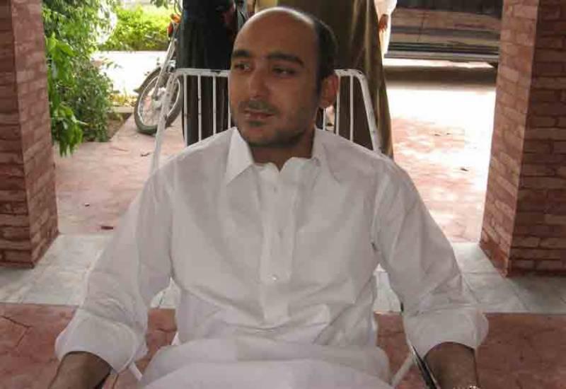 علی حیدر گیلانی کی ویڈیو لیک کا معاملہ، الیکشن کمیشن نے نوٹس لے لیا