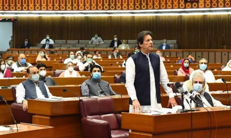 قومی اسمبلی کا اجلاس ، وزیراعظم ہفتے کو اعتماد کا ووٹ لیں گے