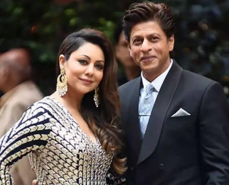 شاہ رخ خان جورو کے غلام ۔۔۔ ؟