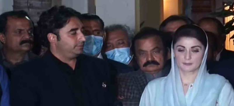 اب کٹھ پتلوں کو پاکستان کی سیاست سے بھی فارغ کریں گے، بلاول بھٹو