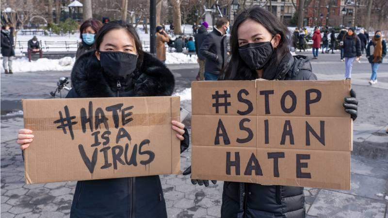 امریکا میں پاکستانیوں سمیت ایشیائی افراد کے خلاف نفرت پر مبنی جرائم میں اضافہ