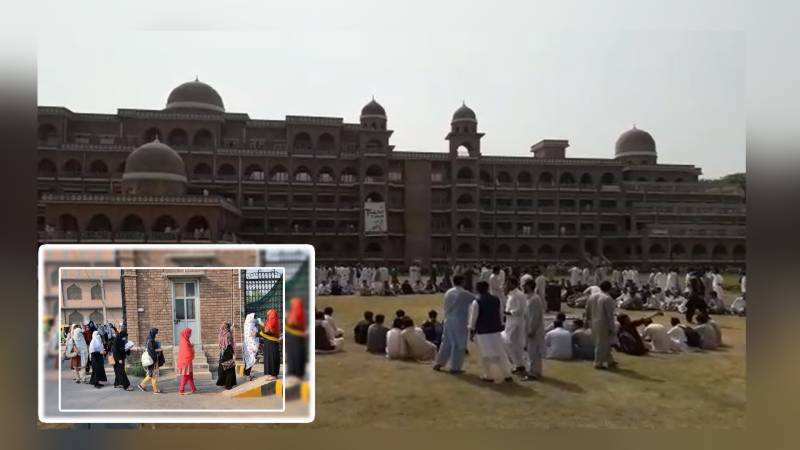 پشاور یونیورسٹی ، طالبات کے لیے شلوار قمیض پہننا لازمی قرار