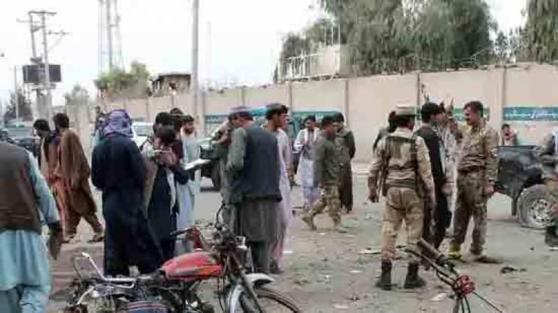 ہلمند میں افغان خفیہ ایجنسی کے پراسیکیوٹر سمیت 2 افراد ہلاک