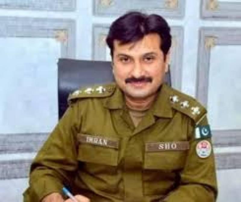راولپنڈی میں ٹارگٹ کلنگ، ایس ایچ او میاں عمران شہید