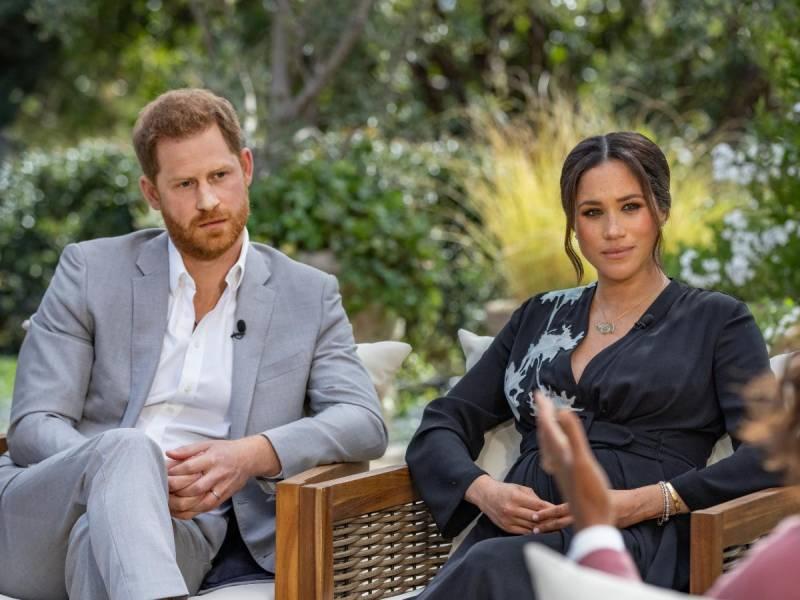 برطانوی شاہی جوڑے کا تہلکہ خیز انٹرویو، شاہی خاندان کے تمام راز بتا دیے