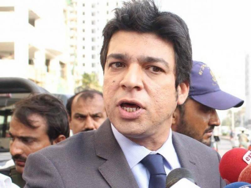 الیکشن کمیشن کو میرے خلاف نااہلی کیس سے روکا جائے: فیصل واوڈا سندھ ہائیکورٹ پہنچ گئے