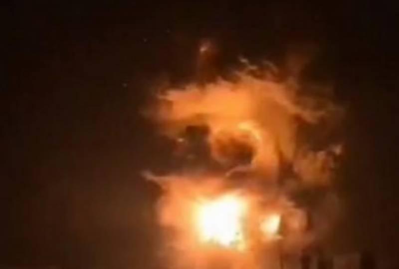 گیانا میں دھماکوں کے نتیجے میں کم از کم 20 افراد ہلاک اور 600 سے زائد زخمی
