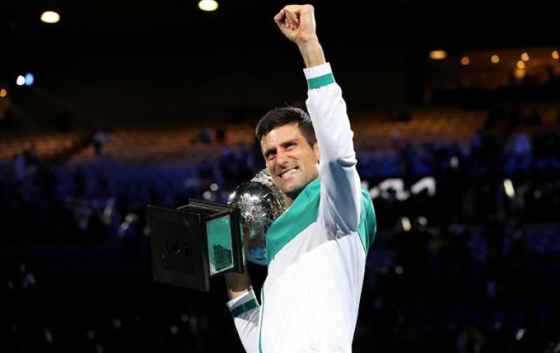 نوواک جوکووچ ٹینس کی عالمی رینکنگ میں سب سے زیادہ عرصہ نمبرون پوزیشن پر برقرار رہنے والے کھلاڑی بن گئے