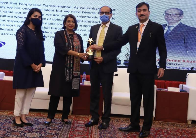 پاکستان ٹوبیکو کمپنی نے 6 جی ڈی آئی بی ایوارڈز جیت لیے