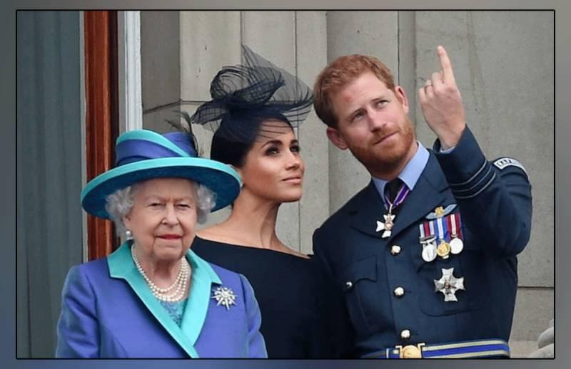 شہزادہ ہیری اور میگھن کے الزامات، ملکہ برطانیہ نے دکھ کا اظہار کردیا
