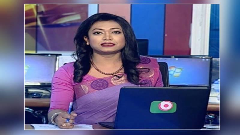 بنگلادیش کی پہلی خواجہ سرا نیوز اینکر