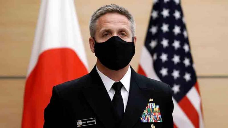 اگلے 6 برسوں میں چین تائیوان پر بڑا حملہ کر دے گا، ایڈمرل فلپ ڈیوڈسن