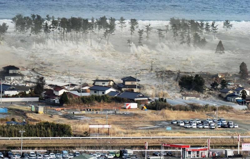 جاپان میں تباہ کن زلزلے اور سونامی کو 10 سال گزرگئے