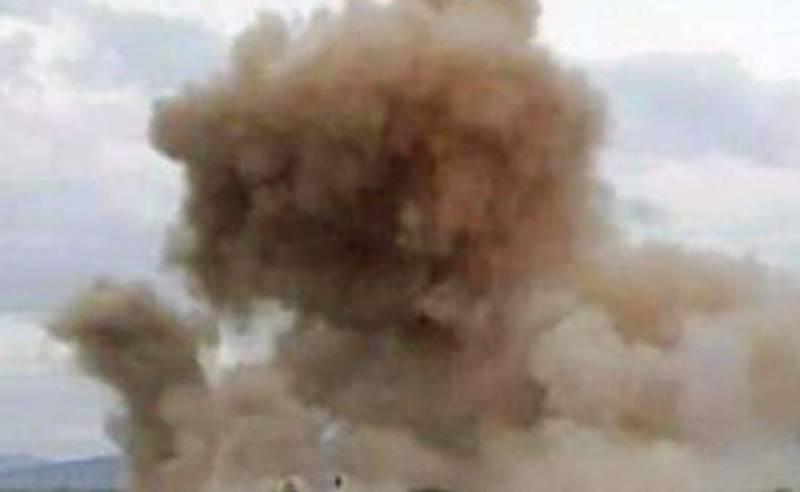 نیو کراچی میں دھماکہ 2 افراد ہلاک ،5 زخمی