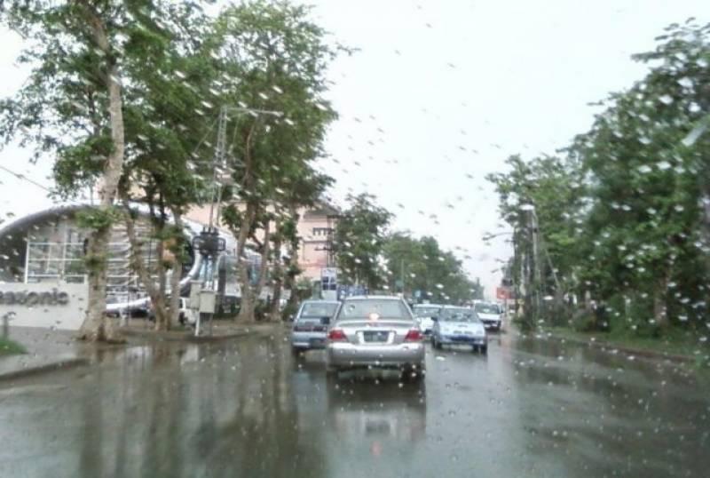 اسلام آباد، کشمیر، پنجاب اور کے پی میں بارش ، گلگت بلتستان میں برفباری