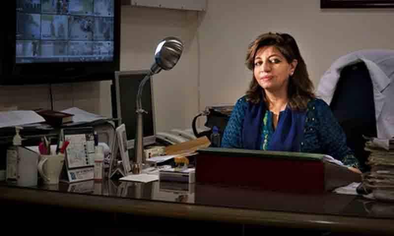 پاکستانی ڈاکٹر سیمی جمالی گلوبل ہیروز کی فہرست میں شامل